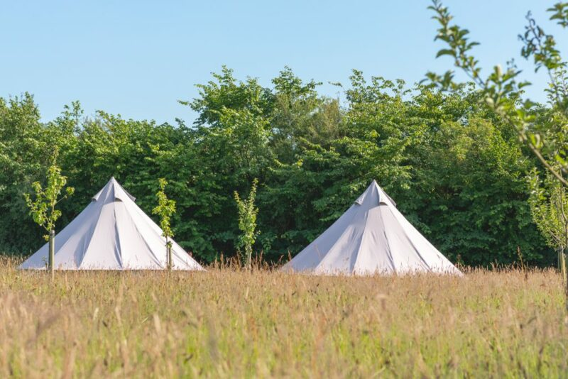 Cider Barn & Bell Tents