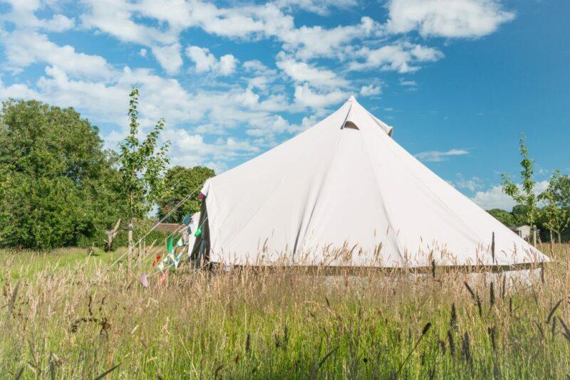 Scrumpy Barn & Bell Tents